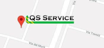 Dove Siamo | QS Service | Consulente sistemi di gestione della sicurezza sul lavoro | Bologna